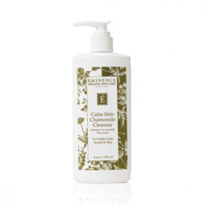 calm skin chamomile cleanser 8251