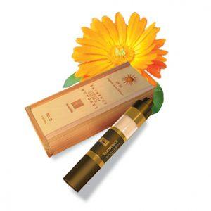 sun defence brush