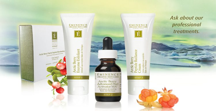 Read more on New!! Illuminate Arctic Berry Peel & Peptide System