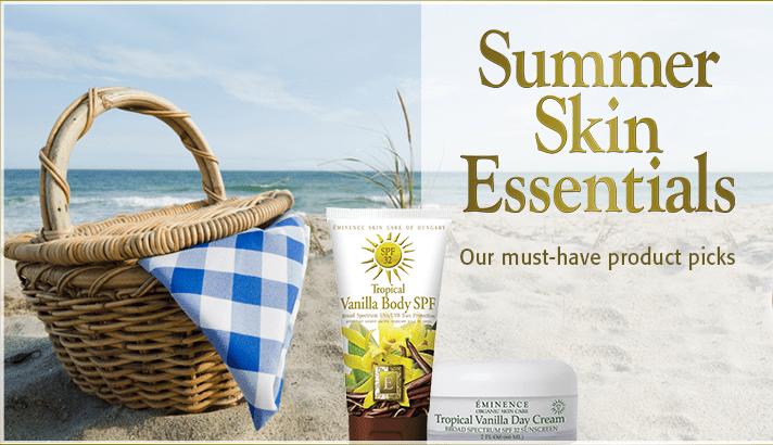 Eminence Summer Essentials Shop Online