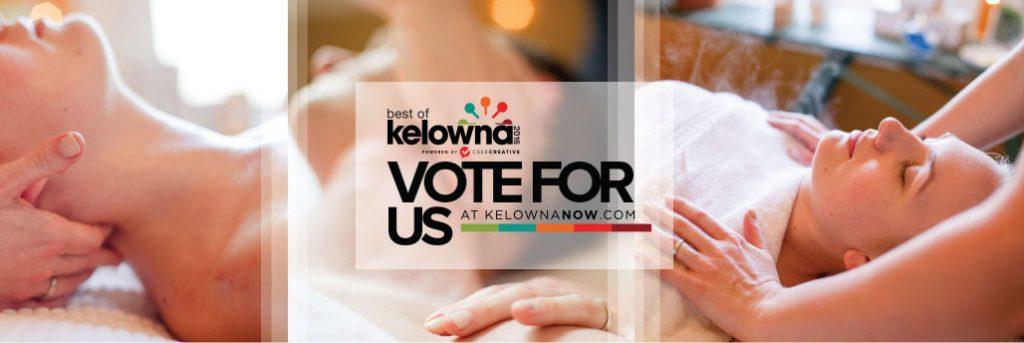 Read more on Best Spa in Kelowna: Vote for Us!