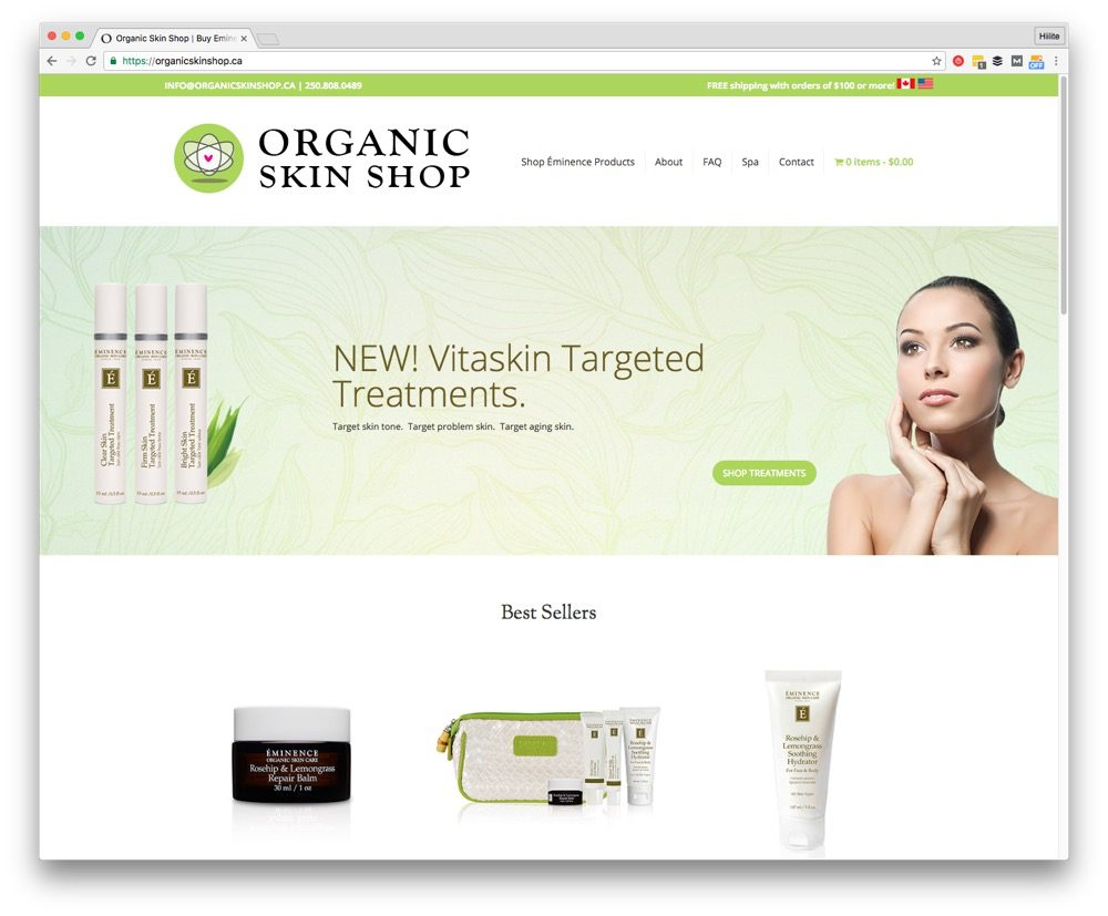 Read more on Namaste Spa launches new online store!